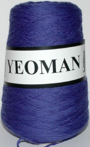 Yeoman Sport  Pure Virgin Merino Wool - Purple - DISC